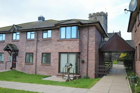 2 Bedroom Retirement Property For Sale Priory Gardens Abergavenny
