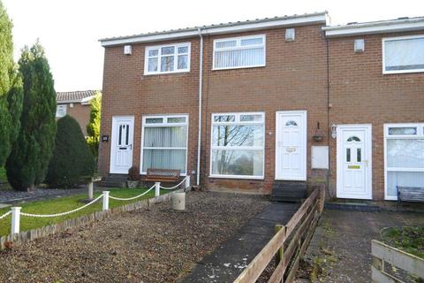 2 bedroom terraced house for sale - OPEN ASPECT - IDEAL FIRST PURCHASE Berwick Close, West Denton Park, Newcastle Upon Tyne