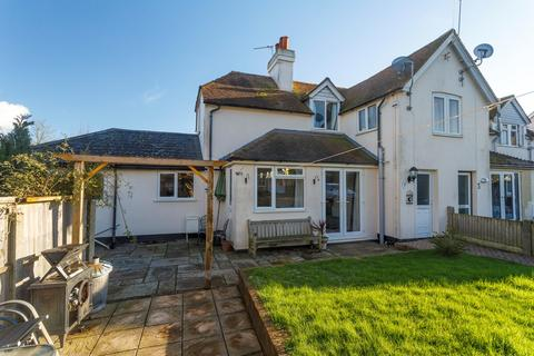 2 bedroom semi-detached house for sale - Old Saltwood Lane, Saltwood, Hythe, CT21