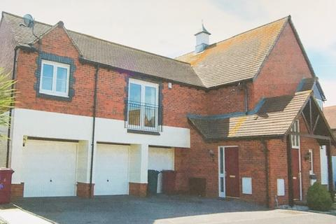 2 bedroom maisonette to rent - Millington Drive, Selsey PO20