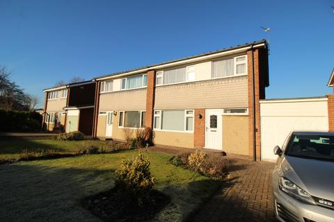 3 bedroom semi-detached house for sale - Torver Close, Wideopen, Newcastle upon Tyne, Tyne and Wear, NE13 7HJ