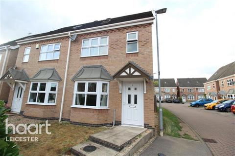 3 bedroom semi-detached house to rent - Thomas Close off Narborough Road South