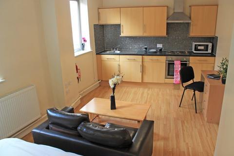 Studio to rent - 11 Goldsmith Street Flat 2, Royal House, NOTTINGHAM NG1 5JS