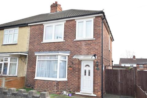 3 bedroom semi-detached house for sale - Priory Crescent, Scunthorpe, North Lincolnshire, DN17 1HX