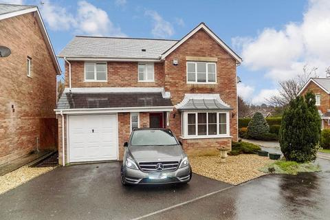 4 bedroom detached house for sale - Llys Eglwys, Broadlands, Bridgend. CF31 5DT
