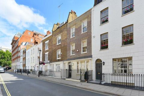 3 bedroom terraced house to rent - Knox Street, Marylebone, W1H