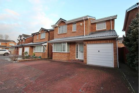 4 bedroom detached house to rent - Crathes Gardens, Livingston, EH54 9EN