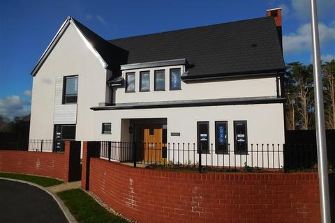 5 bedroom detached house for sale - Ivy House Plot 44, Ark Royal Avenue, Exeter
