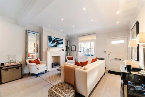 2 bedroom terraced house to rent - Bourne Street, Belgravia, London