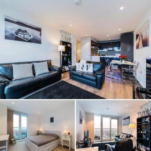 1 bedroom flat to rent - Beacon Tower, 1 Spectrum Way, London, SW18