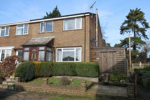 3 bedroom end of terrace house for sale - Orchard Road, Eastry