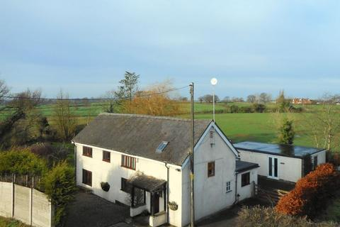 4 bedroom detached house for sale - Middlewich Road, Leighton