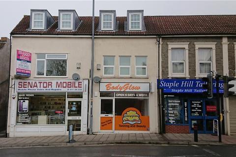 Commercial development for sale - High Street, Staple Hill, Bristol