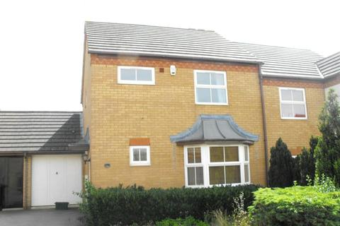 3 bedroom house to rent - WOOTTON FIELDS - UNFURNISHED