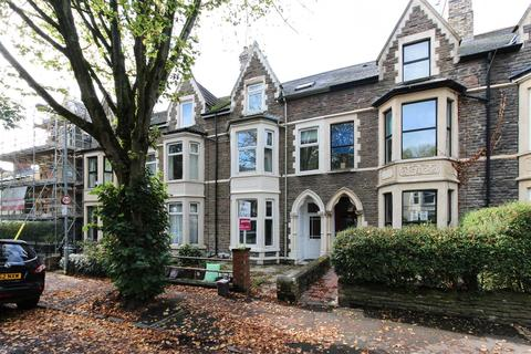 Studio to rent - Conway Road, Pontcanna