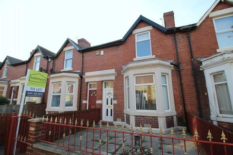 2 bedroom terraced house to rent - Byron Avenue, Wallsend
