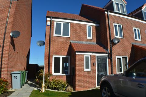 2 bedroom townhouse to rent - Nightingale Close, Clipstone