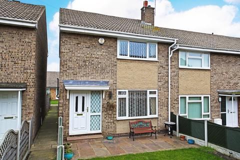 2 bedroom townhouse for sale - Bevin Close, Outwood
