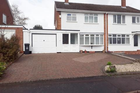 3 bedroom semi-detached house to rent - Glenwood Rise, Stonnall, Walsall