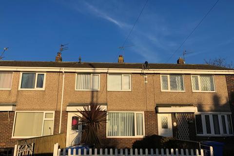 3 bedroom terraced house to rent - Mile Road, Widdrington