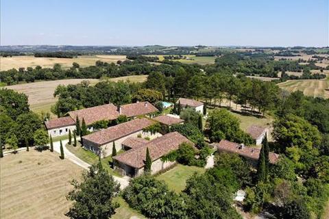 4 bedroom farm house  - Gondrin, Gers, Midi Pyrenees