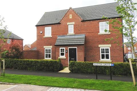 3 bedroom detached house for sale - Austin Drive, Winnington, Northwich