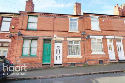 2 bedroom terraced house to rent - Harcourt Road, Nottingham NG7