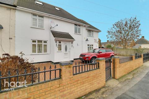 5 bedroom end of terrace house for sale - Townfield Road, Hayes