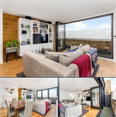 2 bedroom maisonette for sale - Mallinson Road, London, SW11