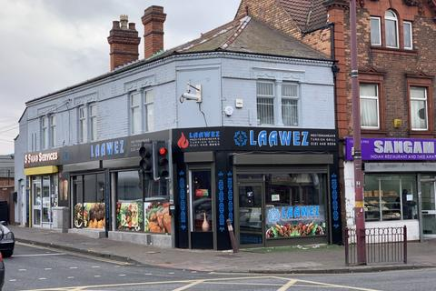 Restaurant to rent - , SOHO RD,  HANDSWORTH, B21