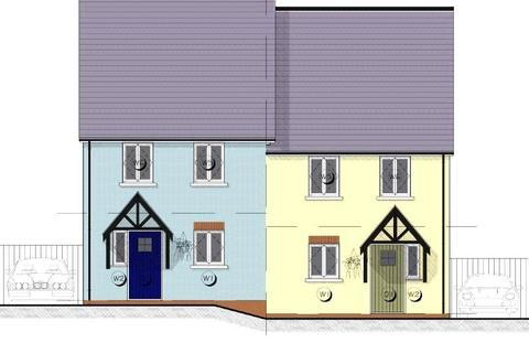 4 bedroom end of terrace house for sale - 5 Maes Yr Orsaf (The Cilgerran), Plot 5, Station Road, Narberth