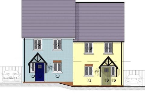 4 bedroom end of terrace house for sale - 6 Maes Yr Orsaf (The Cilgerran), Plot 6, Station Road, Narberth