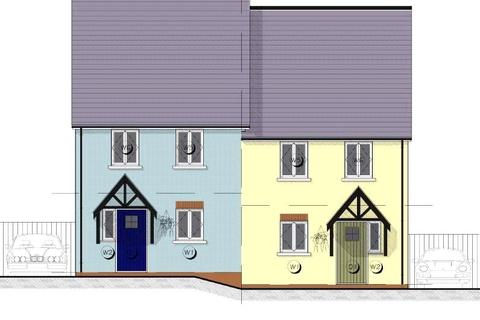 4 bedroom end of terrace house for sale - 7 Maes Yr Orsaf (The Cilgerran), Plot 7, Station Road, Narberth