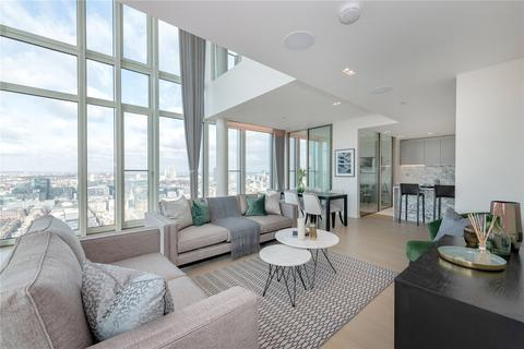 3 bedroom apartment to rent - Southbank Tower, 55 Upper Ground, SE1