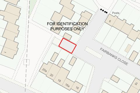 "Land for sale - Land at Fairbanks Close ""B"", Walsgrave, Coventry, CV2 2DN"