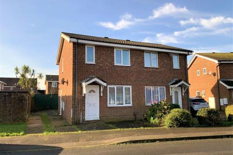 2 bedroom semi-detached house for sale - Firs Lane, Folkestone, Kent, CT19 4QF