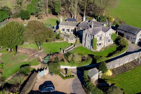 6 bedroom manor house for sale - Moorseats Hall, Church Bank, Hathersage, Hope Valley, S32 1BR.