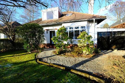 4 bedroom detached bungalow for sale - 17 Morven Road, Bearsden, G61 3BY