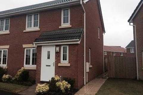 3 bedroom terraced house to rent - Magnus Court, North Hykeham, Lincoln, LN6