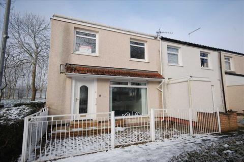 3 bedroom end of terrace house for sale - Enterkine, Kilwinning