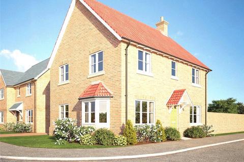 4 bedroom detached house for sale - Sapphire Gardens, Worlington Road, Mildenhall, Bury St Edmunds