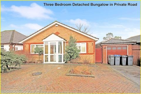 3 bedroom detached bungalow for sale - Mere End, Shirley