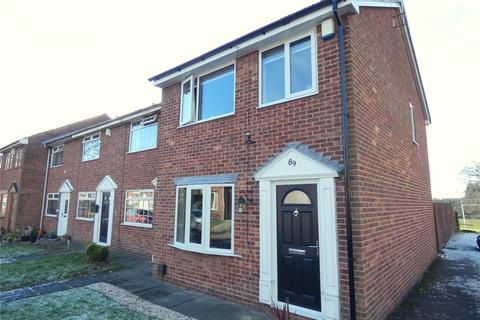 3 bedroom end of terrace house for sale - Oakway, Birkenshaw, BD11
