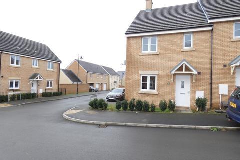 3 bedroom semi-detached house to rent - Ffordd Y Grug, Parc Derwen , Coity
