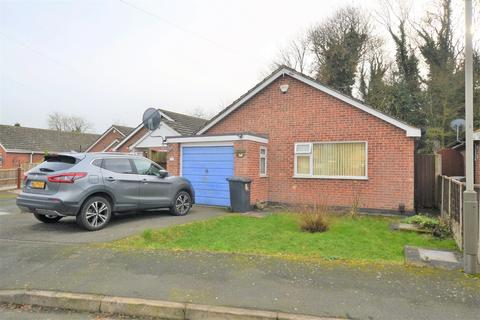 2 bedroom detached bungalow for sale - Alan Close, Rusheymead , Leicester