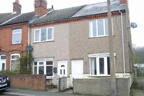 2 bedroom end of terrace house for sale - Main Road, Pye Bridge