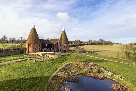 5 bedroom detached house for sale - East Sutton Hill, East Sutton, Kent, ME17