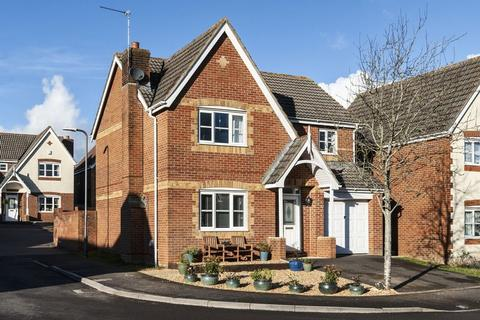 4 bedroom detached house for sale - Under Knoll, Peasedown St John