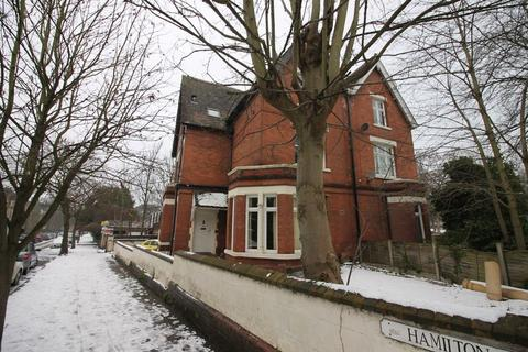 Studio to rent - Hamilton Drive, Nottingham