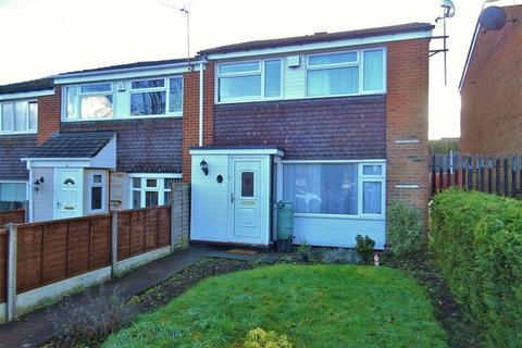 3 bedroom end of terrace house for sale - Bowood Crescent, West Heath